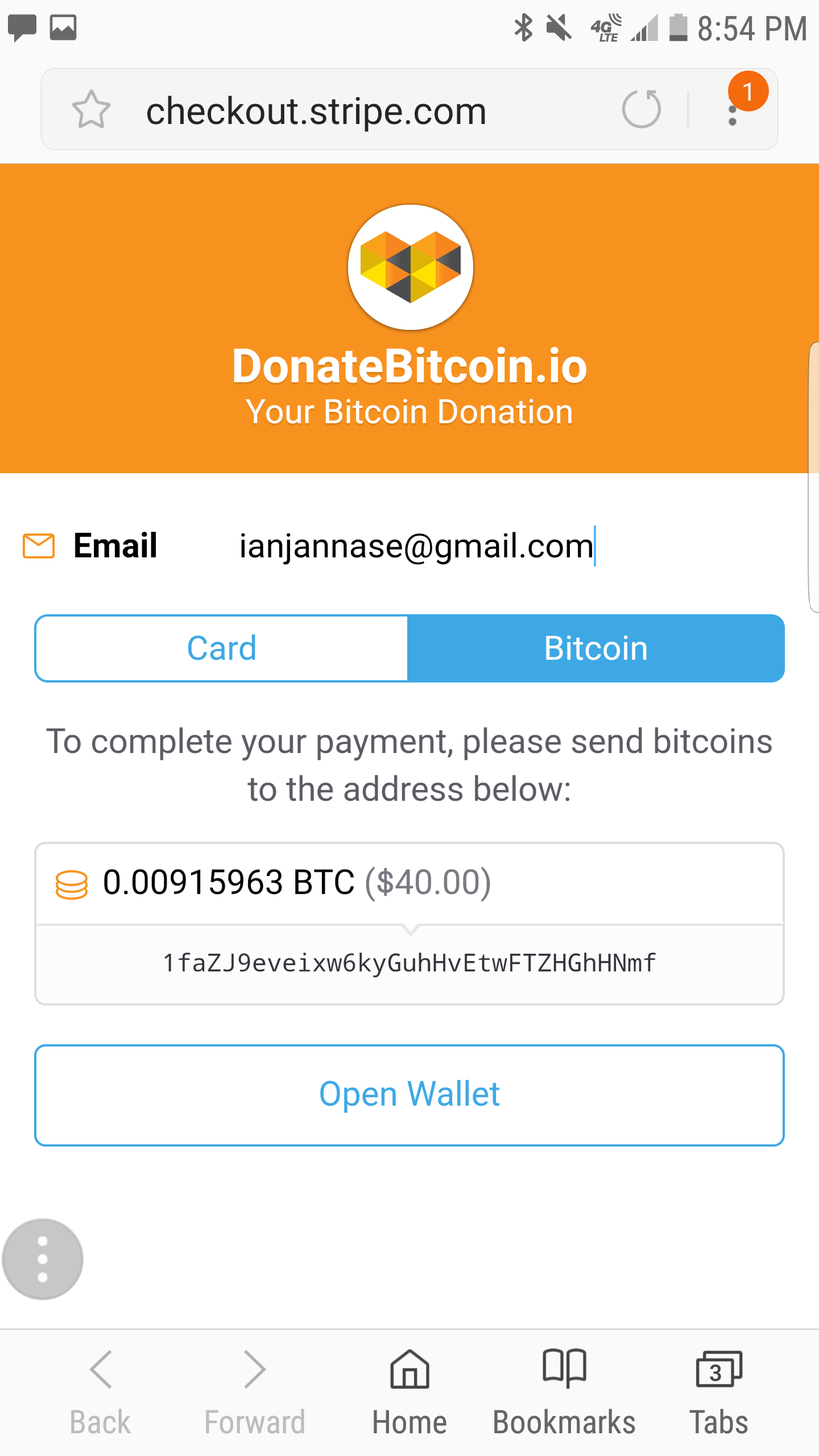 DonateBitcoin io is connecting 1 5M charities with bitcoin